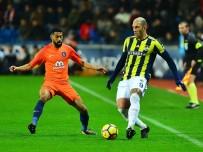 ARDA TURAN - Fenerbahçe, Başakşehir'i Devirdi
