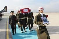 ERZİNCAN VALİSİ - Giresunlu Afrin Şehidinin Cenazesi Erzincan'a Getirildi