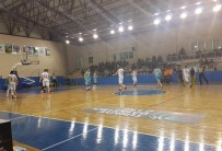 YENICEKÖY - Haliliye Basketbol Takımı Deplasmandan Galibiyetle Döndü