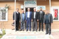 KONUKLU - Haliliye'de Yol Çalışmaları Devam Ediyor