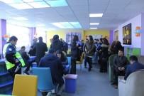 EMNİYET TEŞKİLATI - Hamur'da Z- Kütüphane Açılışı Yapıldı