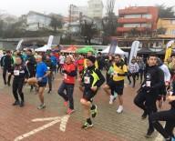 BEYKOZ BELEDİYESİ - Her Yaştan Sporcu Riva Koşusu'nda Ter Döktü