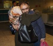 TEL AVIV - İsrail'de Serbest Bırakılan Türk Akademisyen Yurda Döndü