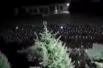 JÖH ve PÖH timleri ant içerek Afrin'e girdi