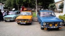 OYUNCAK MÜZESİ - Klasik Otomobil Tutkunları Antalya'da Buluştu