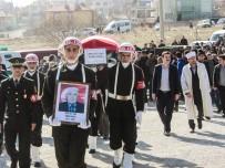 ASKERİ TÖREN - Konyalı Kore Gazisi Törenle Son Yolculuğuna Uğurlandı