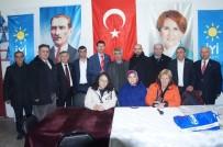 Lapseki İYİ Parti Olağan Genel Kurulu Yapıldı