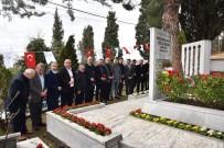NEVZAT DOĞAN - Leyla Atakan Ve Arkadaşları Mezarı Başında Anıldı