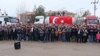 YENIKENT - Mehmetçiğe 100 Ton Süt Bağışladılar