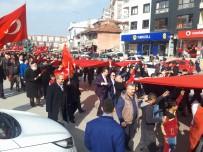 15 BİN KİŞİ - Mehmetçik İçin Başkent'te Kurban Kestiler