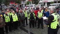 EDREMİT KÖRFEZİ - Motosiklet Tutkunları Afrin Şehitlerini Andı