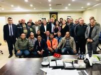 TOPLU İŞ SÖZLEŞMESİ - Mut Belediyesi'nde Toplu Sözleşme Sevinci