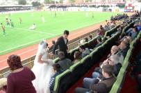 AMED - Önce maç sonra nikah