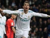 REAL SOCIEDAD - Real Madrid farklı kazandı