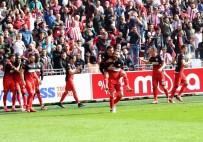 SÜLEYMAN ABAY - Samsunspor Tek Golle Kazandı