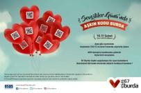 GOOGLE - Sevgililer Günü'nde 'Aşkın Kodu' 67 Burda AVM'de