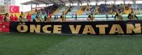 WELLINGTON - Spor Toto 1. Lig Açıklaması İstanbulspor Açıklaması 2 - Ümraniyespor Açıklaması 1