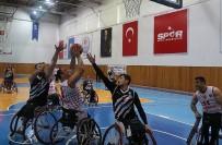 ARBEDE - Tekerlekli Sandalye Basketbol Süper Ligi Açıklaması K. Karabükspor Açıklaması 69 - Beşiktaş RMK Marine Açıklaması 73