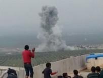 Türk jetlerinin PYD'yi vurması Suriyelileri sevince boğdu