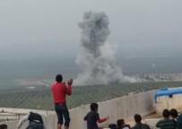 Türk Savaş Uçaklarının PYD'yi Vurması Suriyeliler Tarafından Sevinçle Karşılandı
