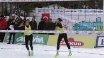 TÜRKIYE VOLEYBOL FEDERASYONU - Türkiye Kar Voleybolu Şampiyonası