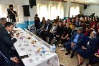 MUSTAFA ÖZSOY - Tütüncü, Öğrencilerin Ulaşım Sorunun Canlı Yayınla Aktardı