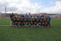 EMNİYET AMİRLİĞİ - Uluoymak 1 Eylülspor Namağlup Şampiyon