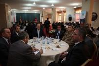 ALI ERDOĞAN - Vali Ali Hamza Pehlivan 11. Kalkınma Planı Hazırlık Çalıştayına Katıldı