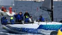YARIŞ - Yelken Açıklaması CFM-BAYK Kış Trofesi