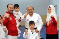 ALıŞKANLıK - 1308 Osmaneli Belediyespor Karate Takımı Çalışmalarına Devam Ediyor