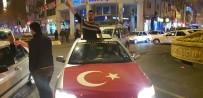 ÇAKAL - Adıyaman'da Şehitler İçin Konvoy Düzenlendi