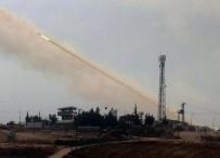 ÖZGÜR SURİYE - Afrin'deki Terör Hedefleri Aralıksız Vuruluyor