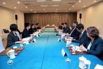KERVANSARAY - Bakan Tüfenkci Açıklaması 'Ülkemizde Daha Çok Çinli Yatırımcı Görmek İstiyoruz'