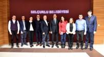 UĞUR İBRAHIM ALTAY - Başkan Altay Açıklaması 'SOBE Üzerinde 5 Yıl Emek Verilen Büyük Bir Hayalin Ürünü'