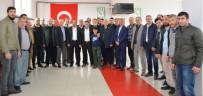 FEDERASYON BAŞKANI - Başkan Toltar, Gümüşhanelilere Misafir Oldu