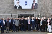 HAYVAN PAZARI - Başkan Tuna, Bala'da İncelemelerde Bulundu