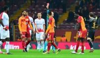 BARıŞ ŞIMŞEK - Belhanda, Kırmızı Kart Gördü