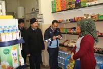 YANGIN TÜPÜ - Bitlis'te Okul Kantinleri Denetlendi