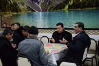 YEŞILKENT - Bozüyük'te 'Sabah Namazı Buluşmaları' Yeşilkent Camii'nde Yapıldı