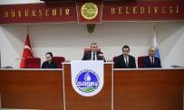 ALTıNDERE - Büyükşehir Şubat Ayı Olağan Meclis Toplantısı Gerçekleşti