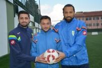 ALI ÖZTÜRK - Büyükşehirli Futbolculardan Düzcespor Maçı Öncesi İddialı Açıklamalar