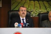 YARGISIZ İNFAZ - ÇAYKUR Genel Müdürü İmdat Sütlüoğlu, Hakkındaki İddiaların Sahiplerini Mahkemeye Verdi