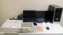 ŞANS OYUNLARI - Ceylanpınar'da Yasa Dışı Bahis Operasyonu