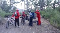 BAĞBAŞı - Dağda Kaybolan İki Çocuğu 4 Saat Sonra Kurtarıldı