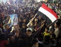REJİM KARŞITI - Devrimin 7. yılında Yemen'de umutlar sürüyor