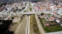 SOĞUKPıNAR - DSİ'nin Köprübaşı'ndaki Çalışmaları Mart Ayında Bitiyor