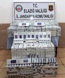 GEZIN - Elazığ'da 4 Bin 170 Paket Kaçak Sigara Ele Geçirildi