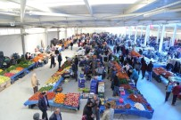 PAZAR ESNAFI - Ereğli'de Kapalı Pazar Faaliyete Geçti