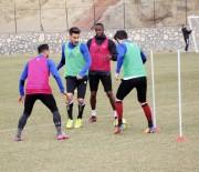 EMANUEL - Evkur Yeni Malatyaspor'da Bursaspor Maçı Hazırlıkları Başladı