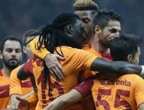 DANILO - Süper Lig'de liderlik el değiştirdi! Galatasaray: 3 Antalyaspor: 0